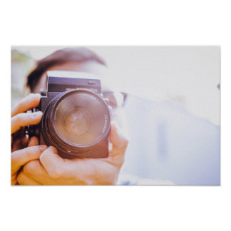 fotógrafo poster