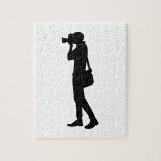 Fotógrafo Puzzles