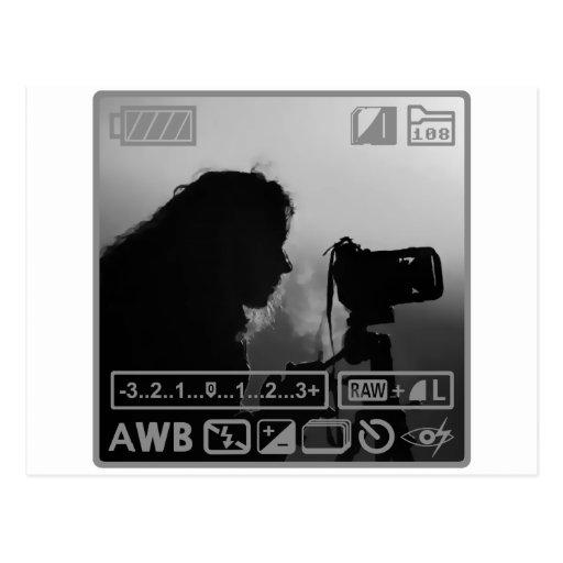 Fotógrafo Postales