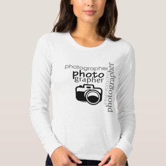 Fotógrafo v.2 poleras