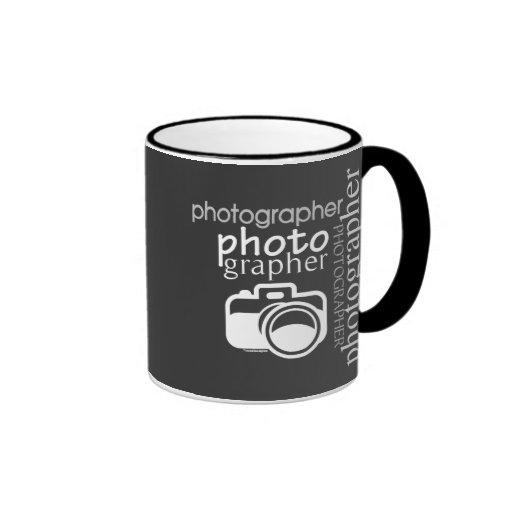 Fotógrafo v.2 taza