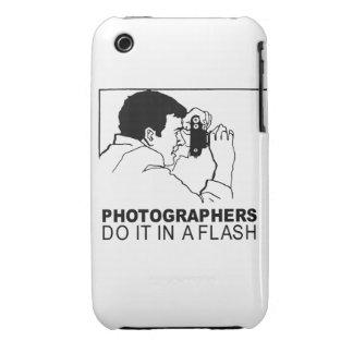 Fotógrafos Case-Mate iPhone 3 Carcasa