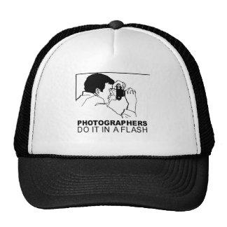 Fotógrafos Gorras De Camionero