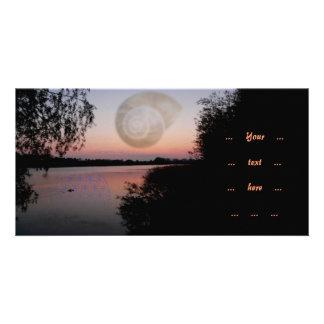 Fotokarten mit Umschlag Heal Mother Earth