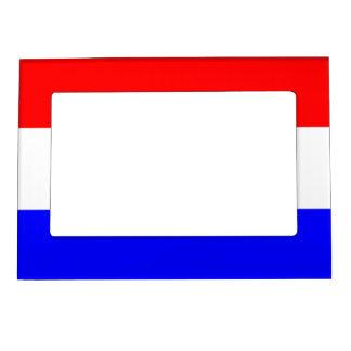 Fotolijstje rood~wit~blauw magnetic picture frame