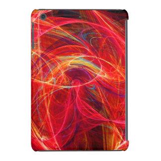 FOTÓN LOCO rosado Fundas De iPad Mini Retina