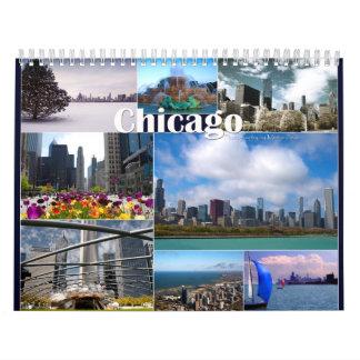 Fotos de Chicago - calendario