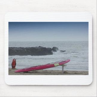 Fotos de las imágenes de HDR de la playa del mar d Alfombrilla De Ratones