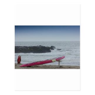 Fotos de las imágenes de HDR de la playa del mar Postal