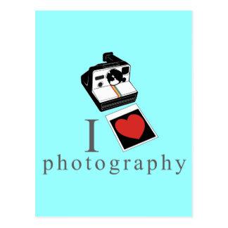 Fotos del corazón I Postal
