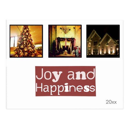 fotos del navidad de redes de la foto postales