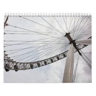 Fotos del viaje calendarios