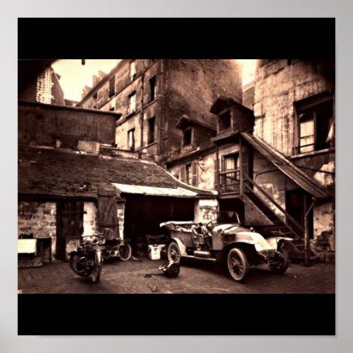 Fotos-Eugène Atget 10 del Poster-Vintage