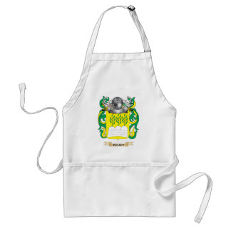 Fouet Coat of Arms Aprons