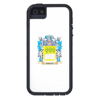 Fouet Coat of Arms - Family Crest Cover For iPhone 5/5S