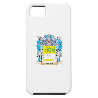Fouet Coat of Arms - Family Crest iPhone 5/5S Cases