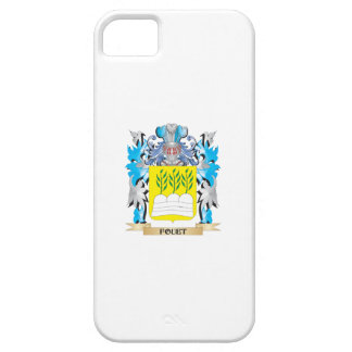 Fouet Coat of Arms - Family Crest iPhone 5/5S Cover