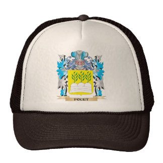 Fouet Coat of Arms - Family Crest Hats