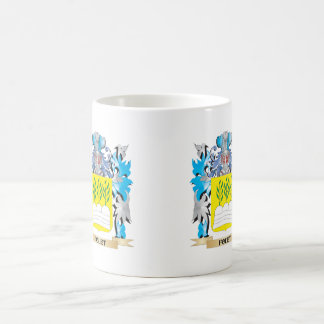 Fouet Coat of Arms - Family Crest Coffee Mugs