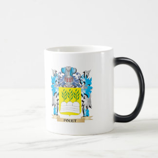 Fouet Coat of Arms - Family Crest Mugs