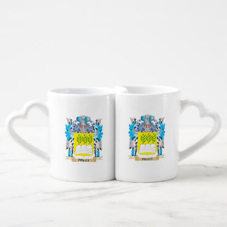 Fouet Coat of Arms - Family Crest Couples Mug