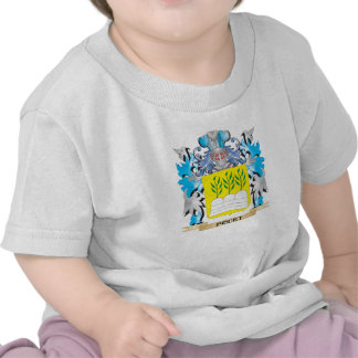 Fouet Coat of Arms - Family Crest Tshirt