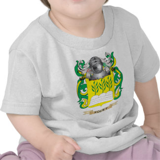 Fouet Coat of Arms Tees