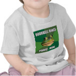 Foul Bachelor Frog Doorbell Rings T Shirts