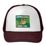 Foul Bachelor Frog Doorbell Rings Trucker Hat