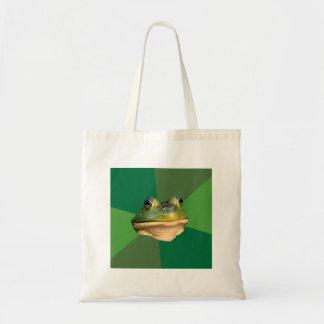 Foul Bachelor Frog Tote Bag