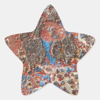 Foul Hull Star Sticker