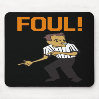 Foul Mouse Pad
