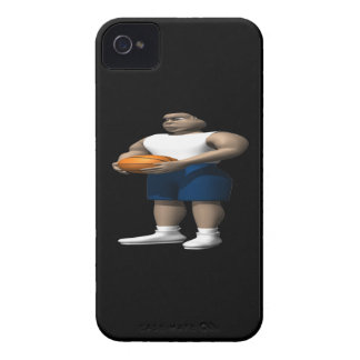 Foul Shot iPhone 4 Cover