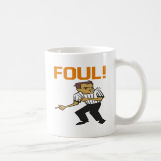 Foul Tazas De Café