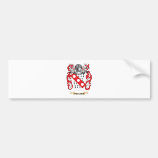 Foulger Coat of Arms Bumper Sticker