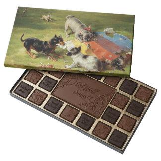Found a Toy by Frank Paton 45 Piece Box Of Chocolates