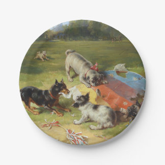 Found a Toy by Frank Paton Paper Plate