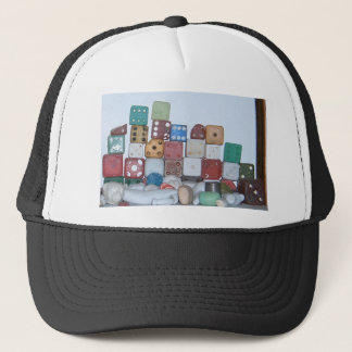 Found at the Beach Found Objects Trucker Hat