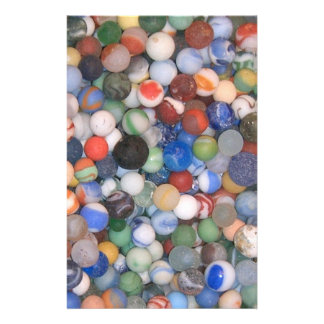 Found at the Beach Marbles Stationery
