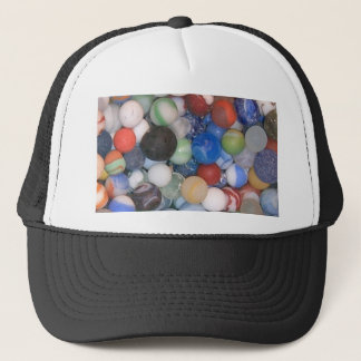 Found at the Beach Marbles Trucker Hat