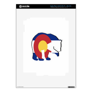 FOUND IN COLORADO DECAL FOR iPad 3