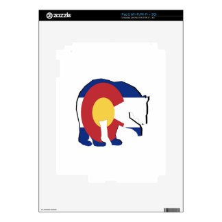 FOUND IN COLORADO DECALS FOR THE iPad 2