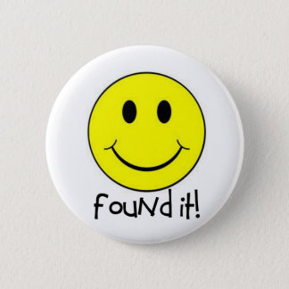 Found It! Button