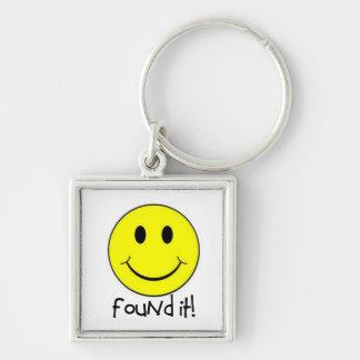 Found It! Keychain