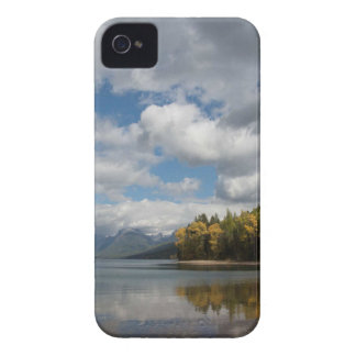 found lake in glacier national park iPhone 4 Case-Mate case