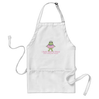 Found My Prince Engagement Adult Apron