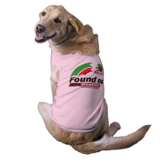 Found out doggie shirt