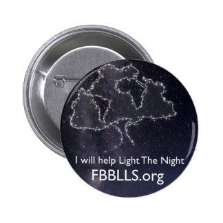 Foundation Beyond Belief Light The Night sky Button