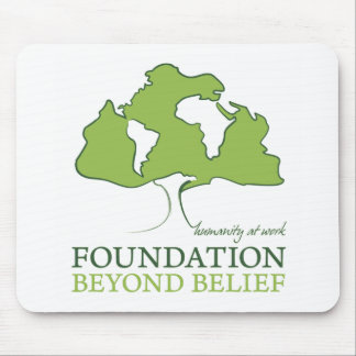 Foundation Beyond Belief logo Mouse Pad