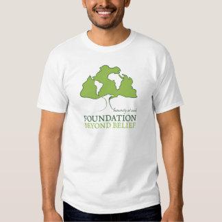 Foundation Beyond Belief logo Tee Shirt